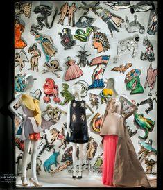 On Fifth Avenue: Mark Gagnon | 5th at 58th Bergdorf Goodman 2014 OCT/2014
