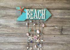 Playa señales decoración de la pared de por ThePaintedPearlSRQ