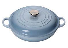 Le Creuset Shallow Casserole Dish Coastal Blue 26Cm - Sands Gifts http://www.sandsgifts.co.uk/le-creuset-shallow-casserole-dish-coastal-blue-26cm.ir