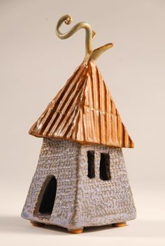 Bird house. Charlotte Reed