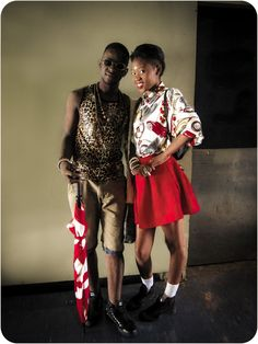 Joburg's style - South African Fashion.