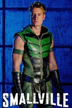 Oliver Queen - Justin Hartley #Smallville
