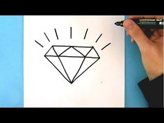 HOW TO DRAW A NUTELLA CUTE, Easy step by step drawing lessons for kids - YouTube