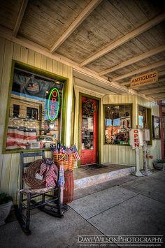 Antique Store, Richmond, Texas