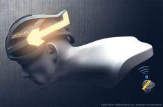 Direction-Indicating Headgear - The DORA Helmet Integrates Turning Signals for Safer Road Cycling (VIDEO) Cycling Helmet, Cycling Gear, Road Cycling, Bicycle Helmet, Cool Bike Accessories, Halloween Accessories, E Textiles, New Helmet, Performance Bike