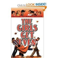 The Girls Get Even (Boy/Girl Battle): Phyllis Reynolds Naylor: 9780440418429: Amazon.com: Books