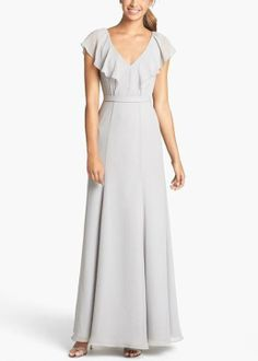 Jenny Yoo 'Cecilia' bridesmaid dress, also in charcoal, blush and plum