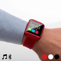 Reloj inteligente smartwatch ideal para regalo. En www.gourmetladuquesa.com