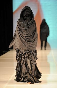 Meanwhile at the fashion show in Mordor...