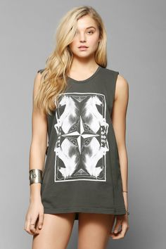 Your Soul Can Sing Horse Star Muscle Tee