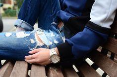 boyfriend jeans, casual looks on www.dreamstylepaper.com