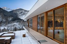 Bilderesultat for mountain house with view
