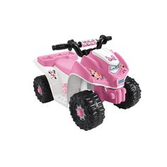 Video review for Power Wheels(TM) Disney Minnie Mouse: Lil' Quad(TM) showcasing product features and benefits