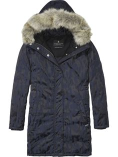 Technical Winter Jacket