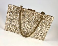 Evans Carryall Compact Unique Vintage Gift Holiday Christmas Gift