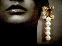 YURIKALAMODE | JULICA: Richard Avedon x JULICA's Pearl Jewelry