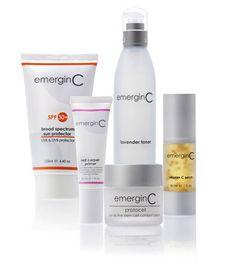XY Welcomes emerginC Professional Skincare #Cosmeceutical #EmerginC #PerfectSkin #XY