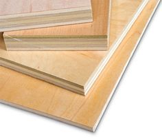 Choosing Between Plywood, Hardboard, MDF and Particleboard for Your Projects