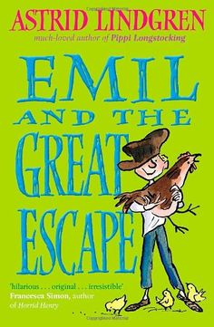 Emil and the Great Escape by Astrid Lindgren http://www.amazon.com/dp/0192727206/ref=cm_sw_r_pi_dp_IBM5vb1XV506C