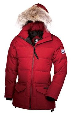 Canada Goose Whistler Parka | 27 Cool Winter Coats That Will Actually Keep You Warm