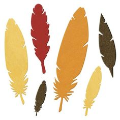 Feathers Die (X 6) - $12.99
