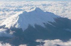 Picos de la Sierra Nevada de Santa Marta, Magdalena, Colombia