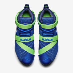 Nike LeBron Soldier 9 Sprite | Sole Collector