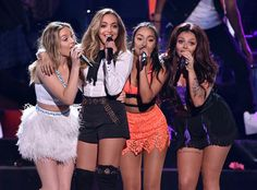 18 Moments From the 2015 Teen Choice Awards That Made Us Feel Super Old  Perrie Edwards, Jade Thirlwall, Leigh-Anne Pinnock, Jesy Nelson, Little Mix
