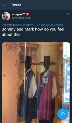 Lmao this part in NCT H&Y Seoul trip. When Mark&Johnny wear their traditional clothing. Funny Kpop Memes, Exo Memes, Nct Life, Mark Nct, Nct Taeyong, Meme Faces, Kpop Groups, Haha Funny, Jaehyun