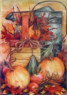 FALL IS NOT A SEASON OF WAIT - THERE IS PLENTY TO DO _ THINK OF THE HORN OF PLENTY - NO TV- MUNCHIE FOR THIS FALL HERE_ SPRING AND SUMMER MAY HAVE GONE< BUT FALL IS GOING TO BE THE GREATEST OF ALL>