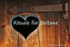 Am 30. April ist Beltane - die Walpurgisnacht, ein perfekter Tag, um Rituale zu feiern. Hier ein paar Anregungen.