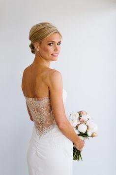 Bridal perfection: http://www.stylemepretty.com/australia-weddings/victoria-au/melbourne/2014/02/27/traditional-melbourne-wedding/ | Photography: Jerome Cole - http://www.jeromecole.com.au/