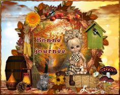 Bonne journée, automne, cookies, quick scrap, paysage, champignons tuto: http://www.titoune.ch/mes_tutoriels_7/tags/scrap_hello_autumn.html