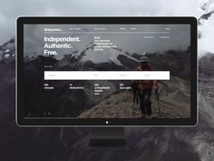 Sherpahire. The unique service allowing travelers to find sherpas and orginize their trekking vacations in Himalayas, Nepal. Story page animations. The process.  Don't forget to follow us on Behanc...