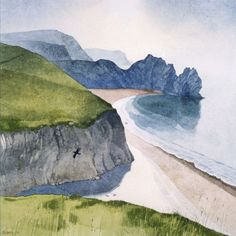 Durdle Door by Ronald Jesty
