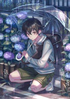Anime Demon Boy, Manga Anime Girl, Anime Child, Anime Oc, Fanarts Anime, Kawaii Anime, Anime Characters, Cool Anime Guys, Cute Anime Boy