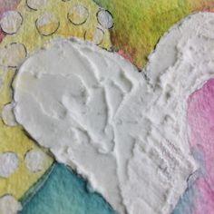 "ORIGINAL Watercolor Painting  ""Pop Pop Goes my Heart"""