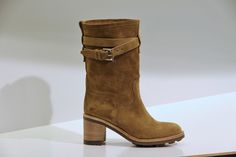 1670ed725b6af La Biker daim Heschung  FW1516  trend  tendances  boots  rouen Heschung  Femme
