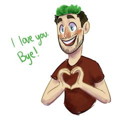 jacksepticeye • iivakana: I just had to! This part was so darn...