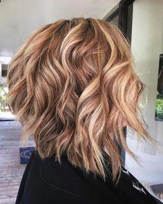 Latest hair color trends for short hair - Hair Color Ideas Fall Hair Colors, Ombre Hair Color, Hair Color Balayage, Cool Hair Color, Blonde Balayage, Blonde Ombre, Winter Hair Color Short, Blond Hair Colors, Fall Balayage