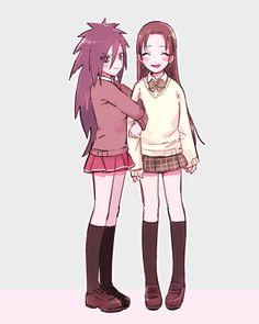 They are cute.. Hashimara × Madara genderbend au Twitter