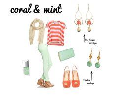 @Nancy Chucoral and mint green colors for spring