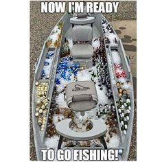 Ready To Go Fishing