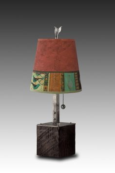 Janna Ugone Lamp www.thezoogallery.com #art #americanart #lighting ...