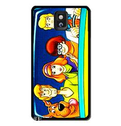 Mystery Machine Van Scooby Doo Samsung Galaxy S3 S4 S5 Note 3 Case