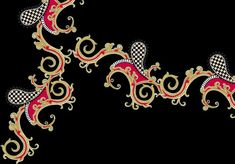 Design Research, Embroidery Patches, Boarders, Future Fashion, Baroque, Paisley, Alphabet, Behance, Ornaments