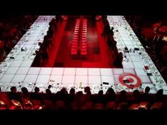3D Projection Mapping on to Fashion Show Runway/Dining Table - YouTube