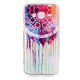 #9: Galaxy J3 Case MCUK [Anti-Shock] [Scratch Resistant] Slim Flexible Soft Gel TPU Skin Protective Cover Case For Samsung Galaxy J3 / Express Prime / Amp Prime (Watercolour Wind)