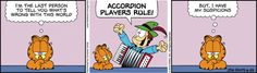 Garfield Comic Strip, June 28, 2016 on GoComics.com