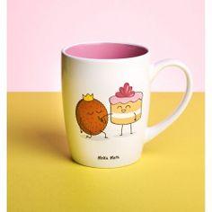 Conjunto de taza de mármol señor y la señora Fine China Té Café Taza Cocina de casa tazas de bebidas calientes